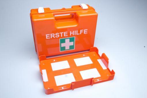 Erste Hilfe Kasten nach DIN 13157 (KLEIN)