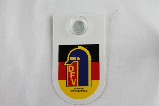 DFV Feuerwehr Kennzeichnungsschild