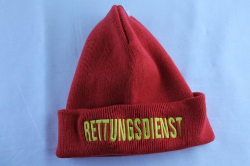 Mütze RETTUNGSDIENST