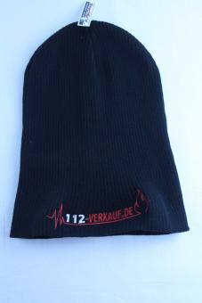 Mütze 112-Verkauf.de als Slouch Beanie